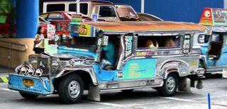 #1 Jeepney de Pilipinas